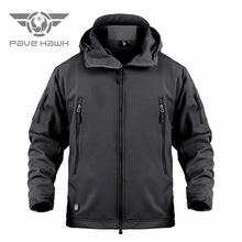 Outdoor Waterproof SoftShell Jacket Hunting windbreaker ski Coat hiking rain camping fishing tactical Clothing Men&Women(China)