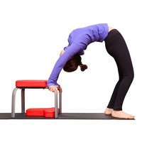 Multifunctional yoga assisted inverted stool home exercise equipment