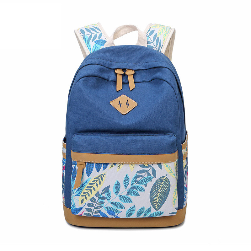 School bags For Teenager Girls Multifunction Women Backpack Printing Backpack Fashion Yo ...