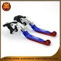 Adjustable Folding Extendable Brake Clutch Lever For HONDA CBF1000 CBF1000/A CBF 1000 10 11 12 13 LOGO Free shipping Motorcycle