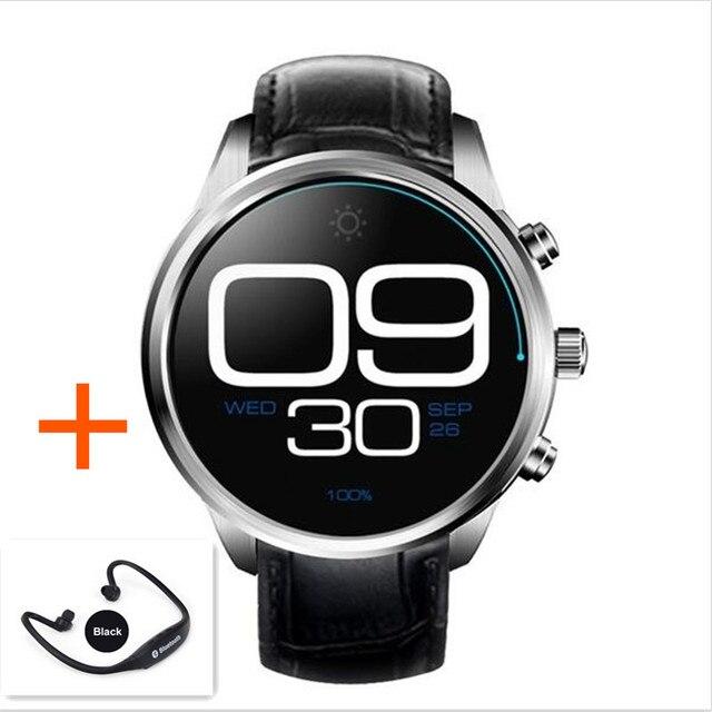 X5 Плюс Android 5.1 Smart Watch 3G WI-FI GPS Bluetooth Наручные Часы Сердечного ритма Smartwatch для Android IOS ПК D5 + DM368 KW88 S7 K18