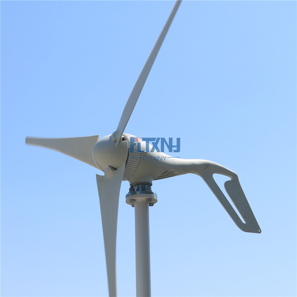 New  400w wind turbine 48v for home use streetlight and yacht electricity supply urgent power station