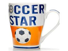 Кружка LORAINE, Футбол, Soccer Star, 340 мл