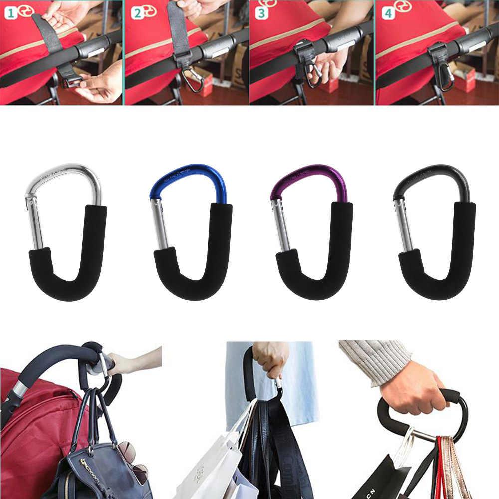 14 Cm Carabiner Travel Kit Peralatan Berkemah Paduan Aluminium Peralatan Survival Camp Gunung Hook Carabiner