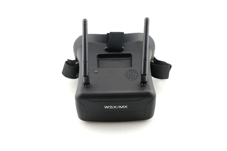 WSX F01 FPV VR Goggles for JJRC H16 X6 H11D H8DH H6D H32GH Hubsan H107D H501S