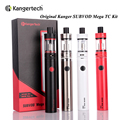 Original Kanger SUBVOD Mega TC Kit with 4ml Topfill Tank 2300mah Battery Temperature Control Subvod Mega TC Kit E Cigarette
