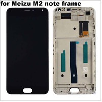 5 5 Lcd Display Touch Panel Screen Digitizer Frame Assembly Repair Parts For Meizu Meilan M2
