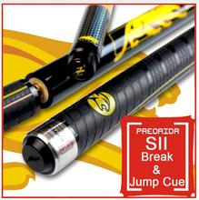 New PREOAIDR 3142 S2 Break Cue Pool Punch Jump 13mm Tip Billiard Stick Cues Sport Handle Kit China 2019