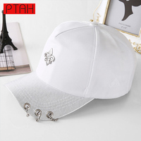 2017 Newest Women Hip Hop Snapback Fitted Adjustable Dome Baseball Caps For Ladies Summer Fashion Luxury