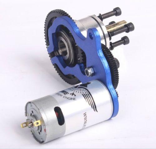 De Metal Partida Elétrica para DLE30/DLE 35RA/EME35 Motor A Gasolina Para avião