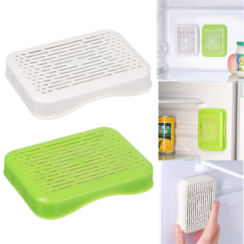 Fridge Bamboo Charcoal Activated Smell Remover Carbon Box Air Fresher Purifier
