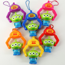 цена на Toy Story 4 cute Buzz Woody Alien PVC Anime Action Figure Burger fries cola ornaments doll Pendant Toy Kids gift