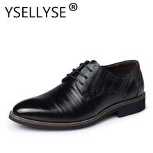 Big Sizes 38 48 Mens Dresses Shoes 2018 Spring Autumn Mens Classic Shoes Oxford Mens Leather