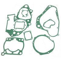 Motorcycle Cylinder Crankcase Cover gasket for Suziki RM250 1990 Motor Bike Part gasket Engine Gasket Kit