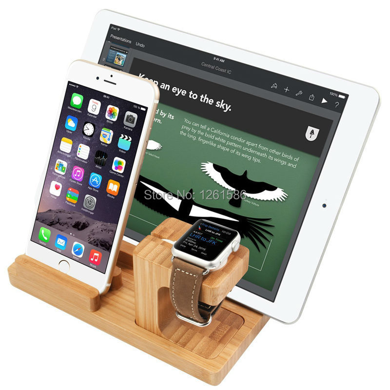 charging docking station charger stand holder cradles for apple watch iphone ipad 28 - Iphone Charging Station