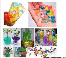 1200 PCS Mixed colors  water Crystal ball growth/soilless cultivation Garden bonsai  Christmas decoration Christmas gifts