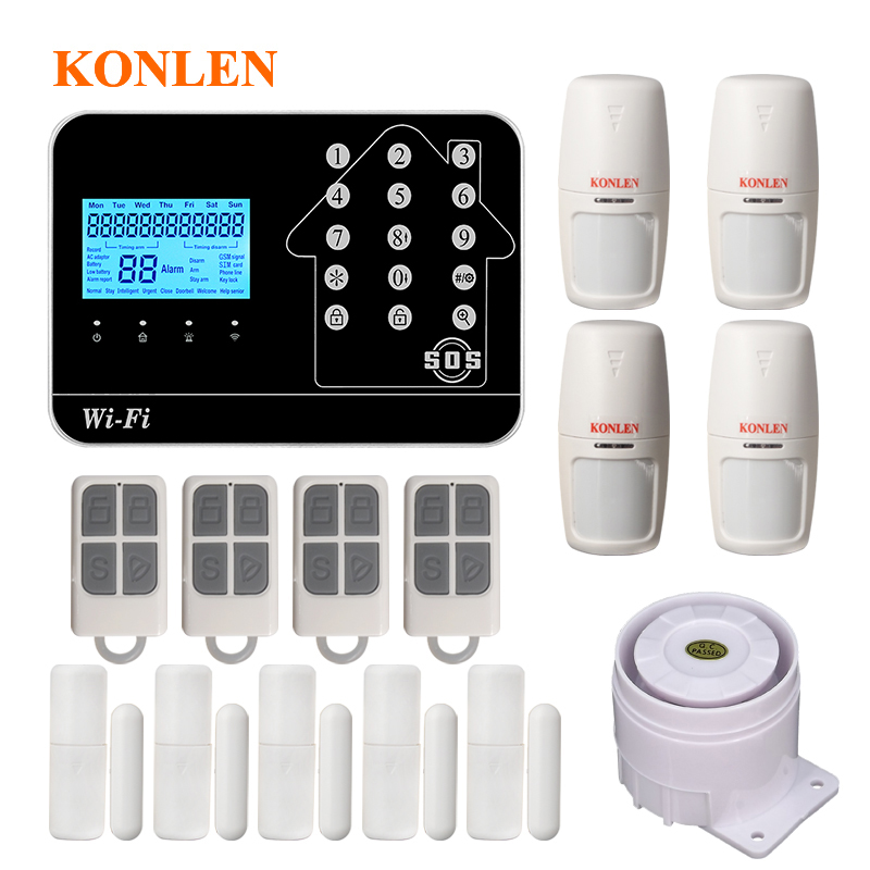 top 10 largest wired alarm wifi list and get free shipping