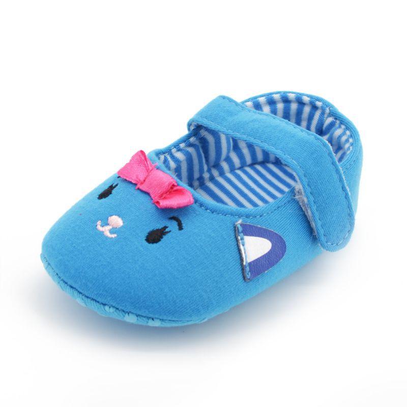 Zapatos de bebé Inferiores Suaves Zapatos Infantiles Del Niño Zapatos de Las Muc