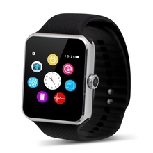 NFC/anti-verlorene Smartwatch herzfrequenz Sim-karte Bluetooth Smart Uhr kompatibel Samsung Galaxy Note Android iphone Smartphones