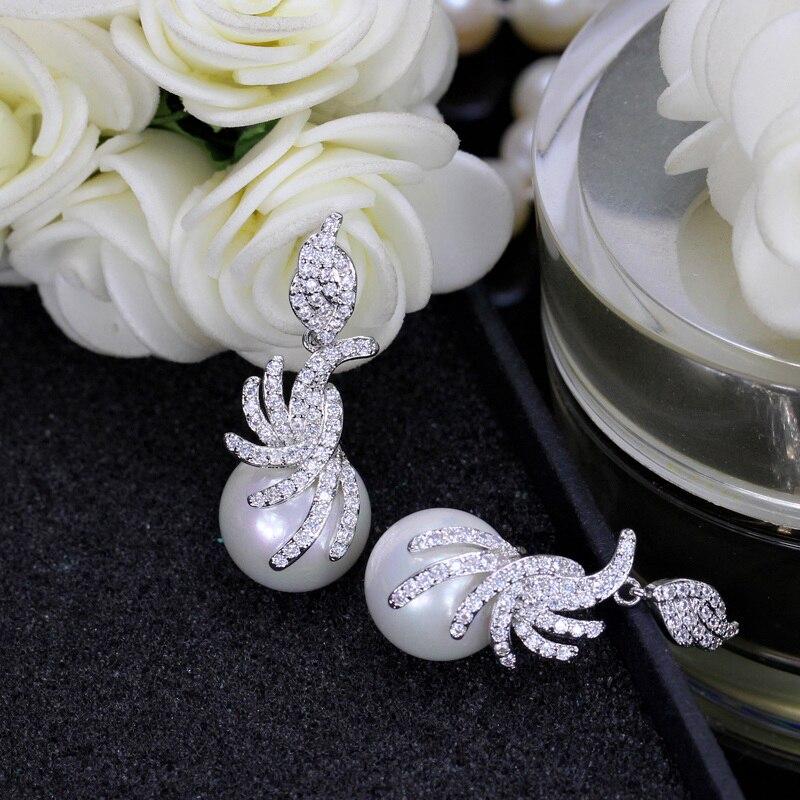 Pearl Drop Earrings6