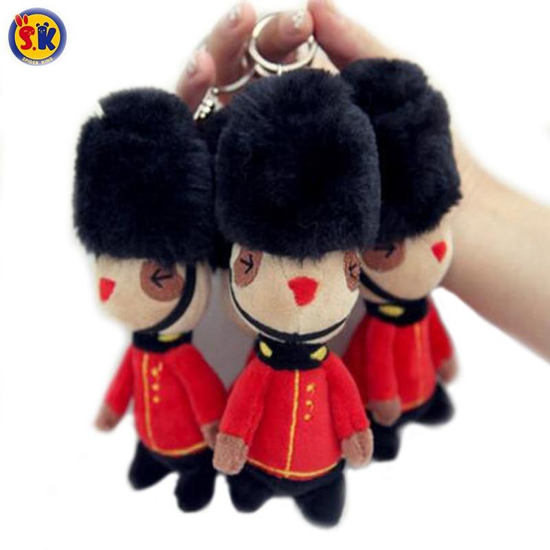 SK Mini Pandantiv din bumbac moale Figura de gardă jucării umplute - Păpuși și jucării umplute
