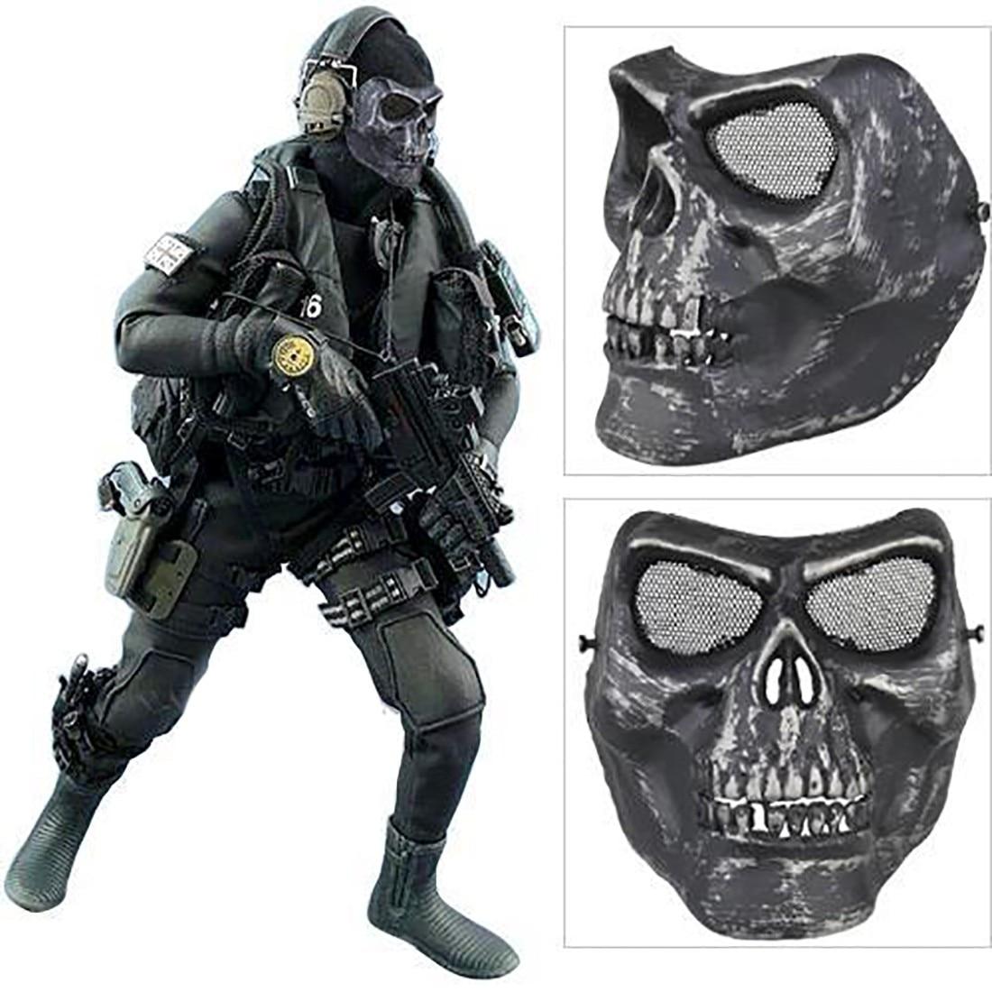 Aliexpress.com : Buy Masquerade Masks Military Skull Airsoft ...