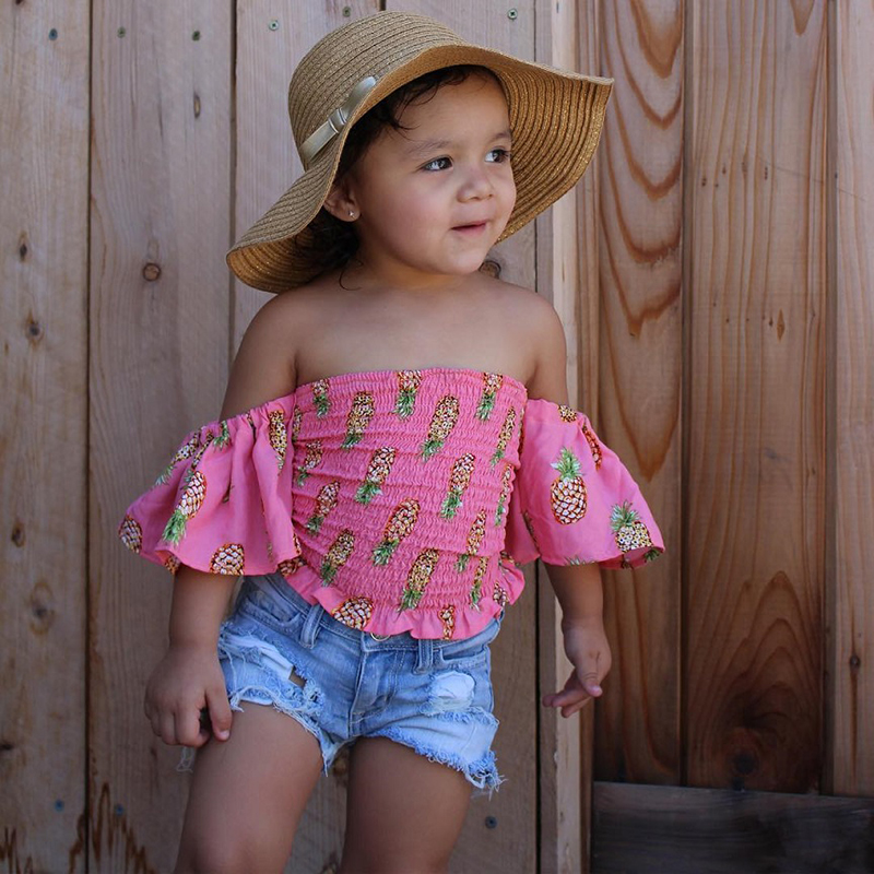 Children Sets for Girls Fashion 19 New Style Girls Suits for Children Girls T-shirt + Pants + Headband 3pcs. Suit ST307 98