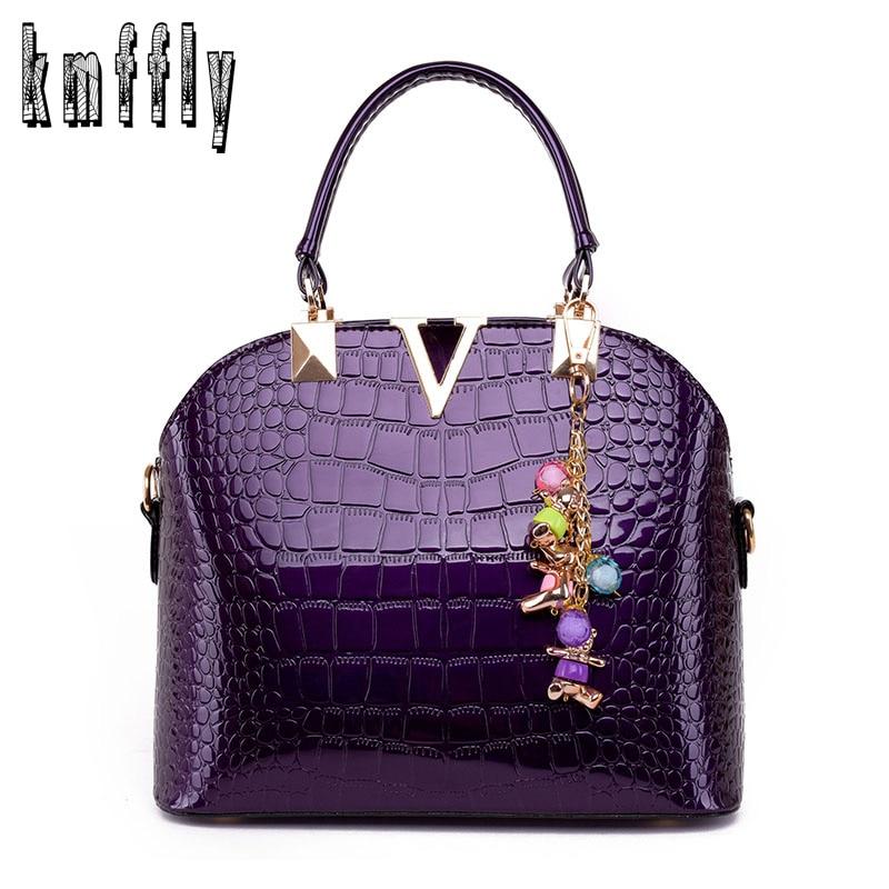 Famous Brand Ladies Hand Bags Women PU Leather Bag Brown Medium Shoulder Bags 2016 Autumn Sacs New Fashion Messenger Bags Frauen