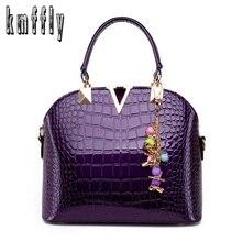 Famous Brand Ladies Hand Bags Women PU Leather Bag Brown Medium Shoulder Bags 2016 Autumn Sacs