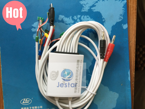 For Apple Service Dedicated Power cable for iphone4/4S/5/5S/5C/6/6-plus, Perfect solution 6G Temp too high power-on reset