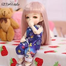 Fairyland FL Pukifee Halloween 1/8 bjd body model  baby girls boys doll eyes High Quality toys shop  resin