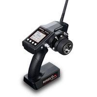 Original RadioLink RC 2.4G 6CH 6GS RC Racing Car Controller Transmitter &R6FG Gyro Receiver(400m distance) Partrs