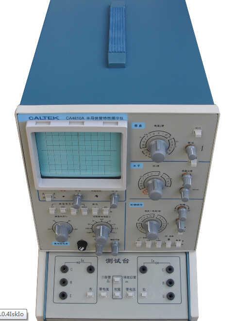 Yangzhong Caltek CA-4810A transistor curve tracer test instrument, graphic  instrument with 5KV high pressure test bench