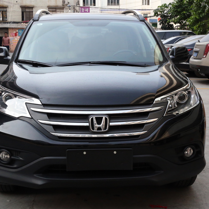 ACCESSORIES FIT FOR 2012 2013 2014 2015 2016 HONDA CRV CR V CHROME FRONT HEADLIGHT TAIL