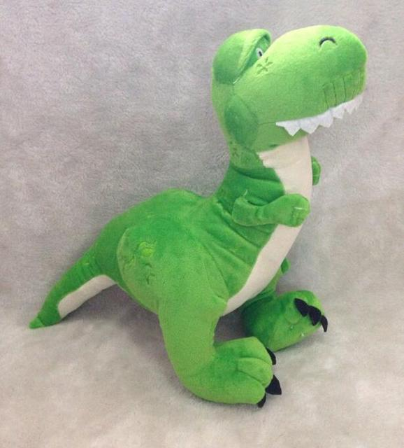 Plush Toy Story Rex Dinosaur soft and stuffed animal toys 30cm