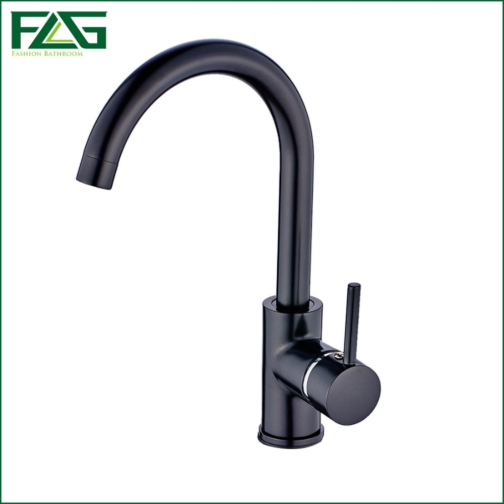 Black And Chrome Kitchen Faucets Compare Prices On Black Chrome Faucet Online Shoppingbuy Low