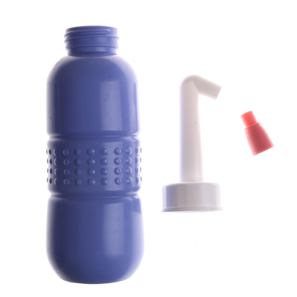 450ml/bottle Bidet Sprayer Travel Hand Held Empty Bidet Bottle Hygiene Personal Cleaning Washing Spray Shower 4
