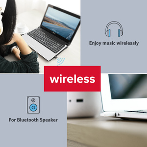 Image 2 - Ugreen USB Bluetooth Dongle Adapter 4.0 for PC Computer Speaker Wireless Mouse Bluetooth Music Audio Receiver Transmitter aptx
