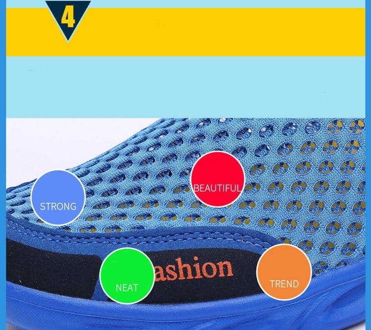 HTB1ScoKNVzqK1RjSZFvq6AB7VXaX Men Casual Shoes Sneakers Fashion Light Breathable Summer Sandals Outdoor Beach Vacation Mesh Shoes Zapatos De Hombre Men Shoes