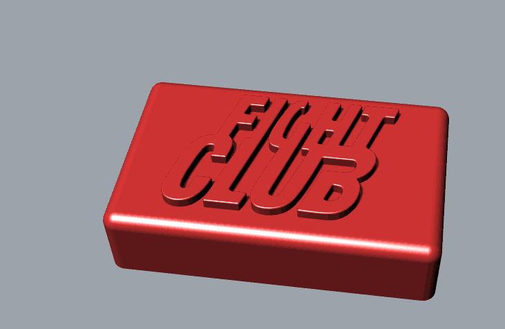 Clube da luta Forma Fondant Ferramentas de Decoração Do Bolo, Soap Silicone Mold, bolo de Silicone Molde de argila resina de Clube da Luta sabonetes fazer moldes