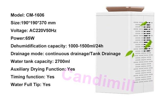 dehumidifier details 5