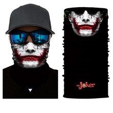 BJMOTO Halloween Scarf Mask Festival Motorcycle Face Shield Sun Balaclava Party Masks Festive Supplies Masquerade