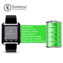 Smartwatch Bluetooth Digital Sport IOS Android Samsung Phone