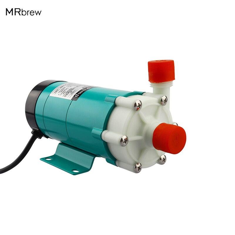 Produzione di Birra Pompa MP 20RZ Food Grade Magnetico Pompa Dell'acqua Per La Casa Fabbrica di Birra-in Altri accessori bar da Casa e giardino su  Gruppo 1