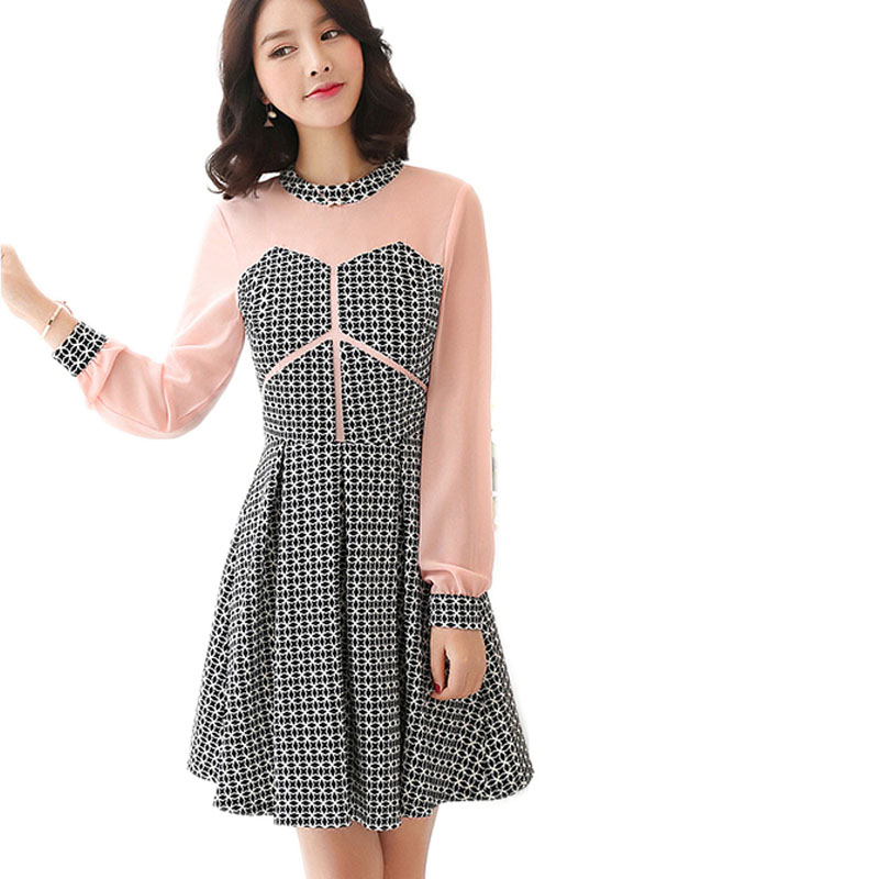 Compare Prices on Pink Plaid Dress- Online Shopping/Buy Low Price ...