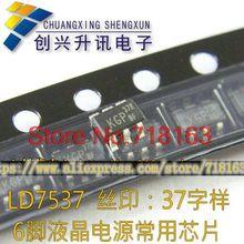 LD7537RGL LD7537RG LD7537R LD7537 SOT23-6 New Original
