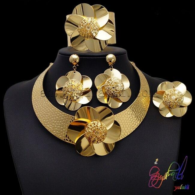 Yulaili Fashion Jewelry