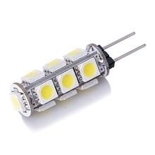 HRSOD G4 W 13 SMD 5050 130~150 LM Warm White/Cool White Bi-pin Lights DC 12 V цена