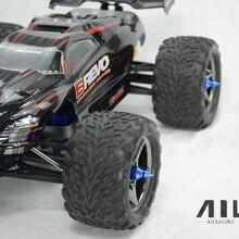 1/8 Traxxas Summit E-REVO CNC Metal 17mm HEX HUBS Conical Nuts Rc Car