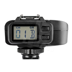 Image 3 - Godox X1R C 2.4 גרם המצלמה פלאש הדק TTL הדק שלט רחוק אלחוטי X1 C למצלמת Canon 1000D 700D 650D (מקלט בלבד)